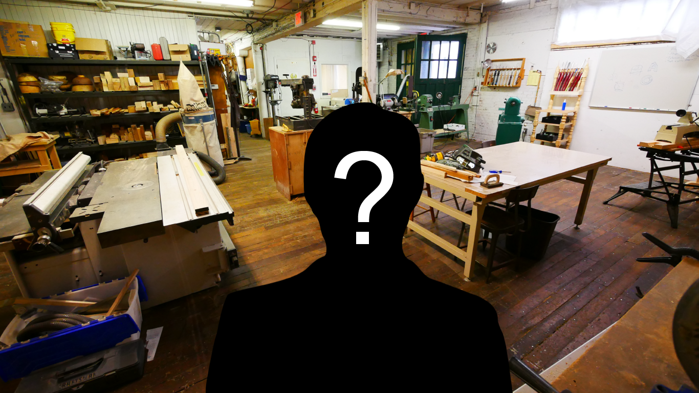 Are you the wood shop assistant we need?