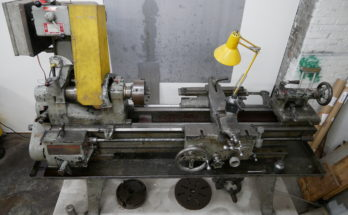 "16"" South Bend Metal Lathe"